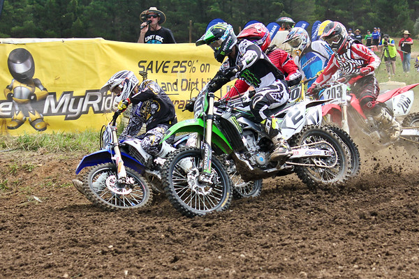 East Coast MX Series