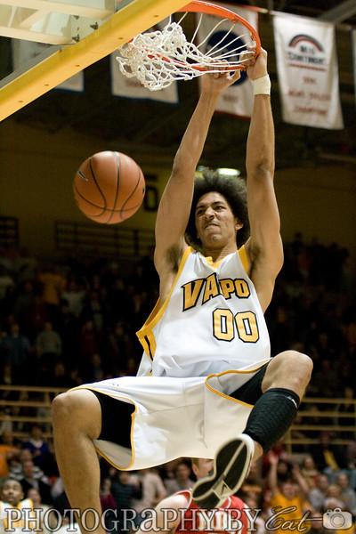 Men's Basketball: 02/23/2008 v. Miami Ohio (ESPN Bracket Buster)