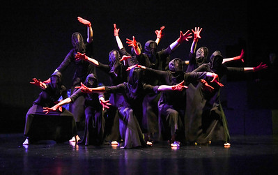 "Spring Dance: ""Led Into the Inferno"""