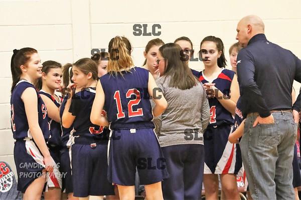 2019 GIRLS JV BASKETBALL/NN