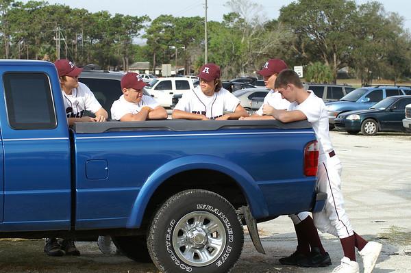 Baseball & Softball 2008