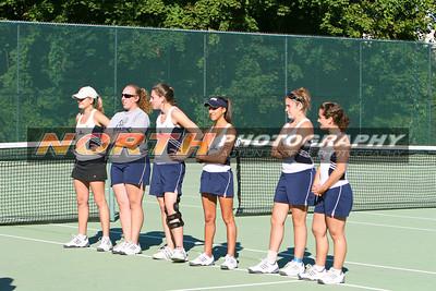 Womens College Tennis