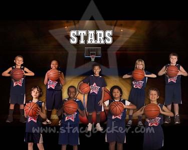 Stars Basketball 2015-2016