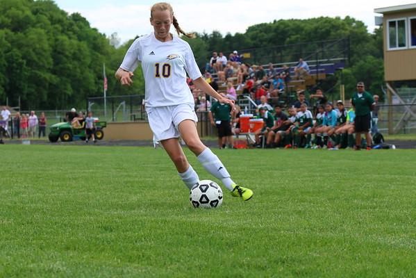 Soccer Girls Districts vs. Hartford - KCHS - 5/31/16