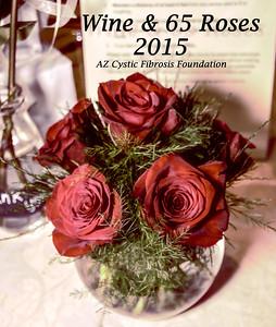 2015 Wine & 65 Roses Gala