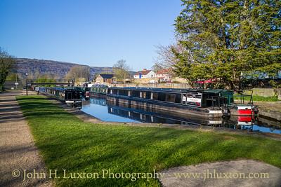 Llangollen Canal: Trefor Basin & Pontcysyllte