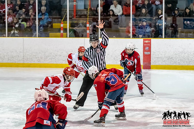 Soo Greyhounds vs North Bay Trappers (03.17.19)