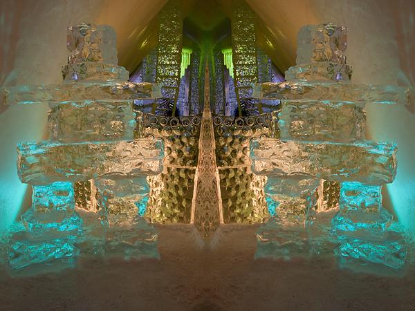 Scott Musson  -  Hôtel de Glace (Ice Hotel)