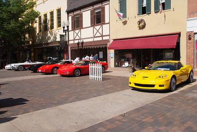 The 2010 Matt Miller Memorial Corvette Car Show