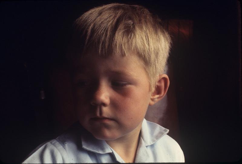 Geir, July 1971