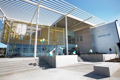Barbara Lee Science Building Opening