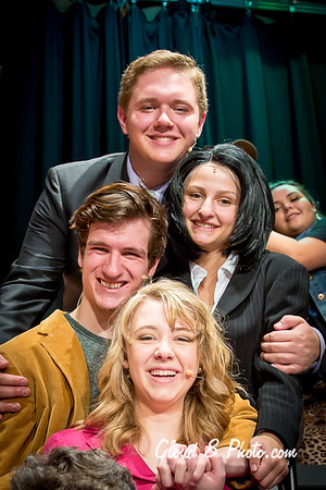 Legally Blonde Cast Photos