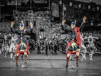 The 2016 Royal Edinburgh Military Tattoo