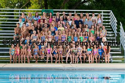Green Valley Swim Team Individual Photos