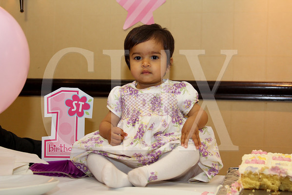Maya's 1st bday party