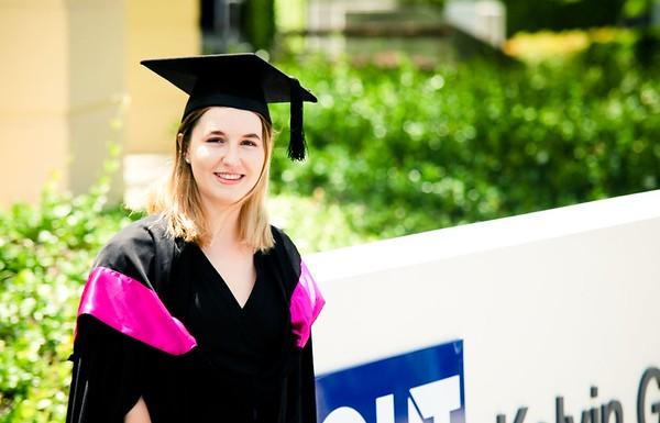 Kate's Graduation