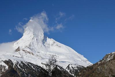 Zermatt/Switzerland - May,2013