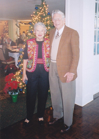2005 Scanned Xmas Deans Luncheon (2005)