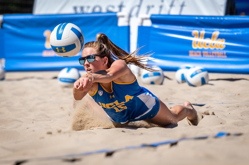 UCLA vs Pepperdine (2019)