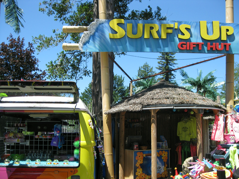 Surf's Up gift shop.