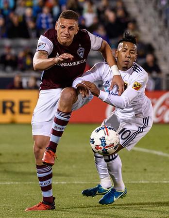 Colorado Rapids vs Real Salt Lake - MLS Soccer - 2017-10-15