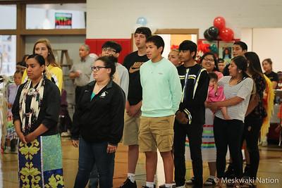 Meskwaki Nation Graduation Powwow