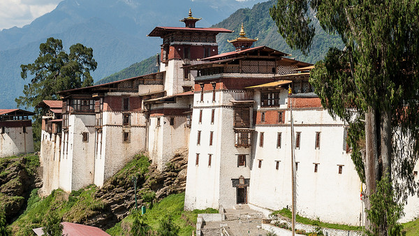 BHUTAN - The Thunder Dragon of Himalaya