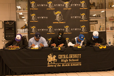 National Signing Day - February 2018