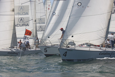 Sailing 101 Yacht Racing Part 1 (August 8, 2010)