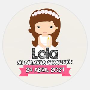 Comunión Lola