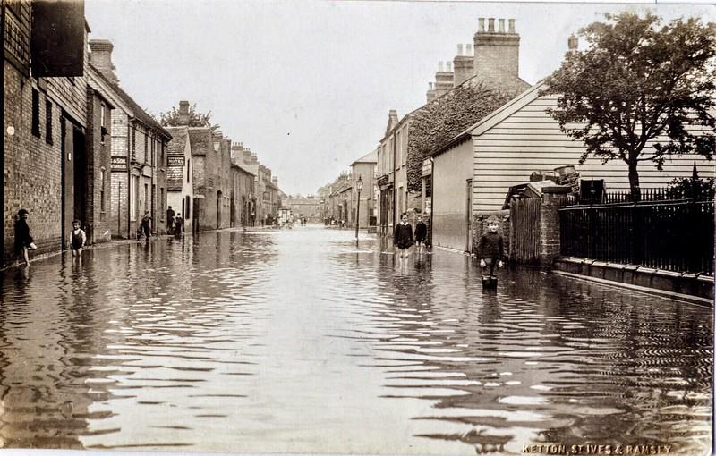 West St, 1912