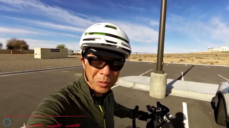 Edwards AFB Fargo Mixed Ride - 24 December 2014