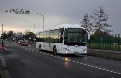 Portlaoise (Bus), 23-01-2021