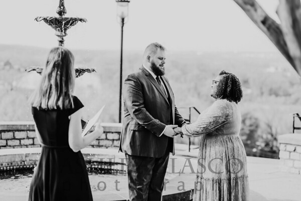 Elopement at Libby Hill Park