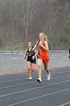 Kingsley Rodes Relays 1600 M Girls Relay