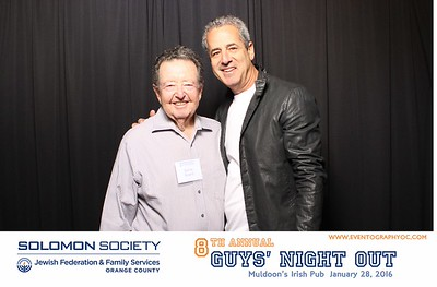 Guys' Night Out with Solomon Society