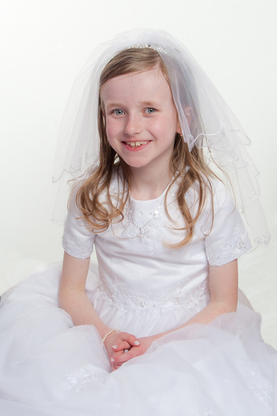 First Holy Communion Photography