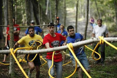 Survival Challenge 13 Rope Maze