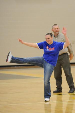 Teacher Dance Off 2011