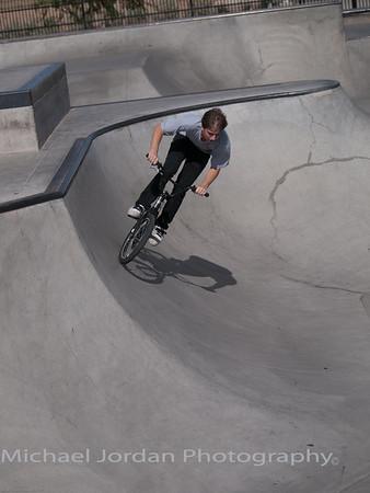 BMX - Glendale Skatepark