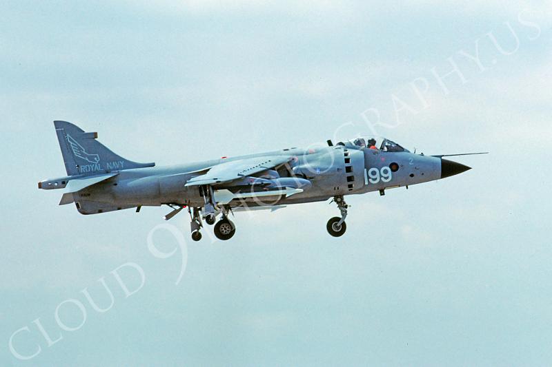 BAE Systems Sea Harrier 00012 BAE Systems Sea Harrier FRS51 June 1983 via Sam Iselin.JPG