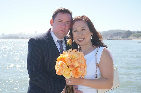 Gregory & Tara