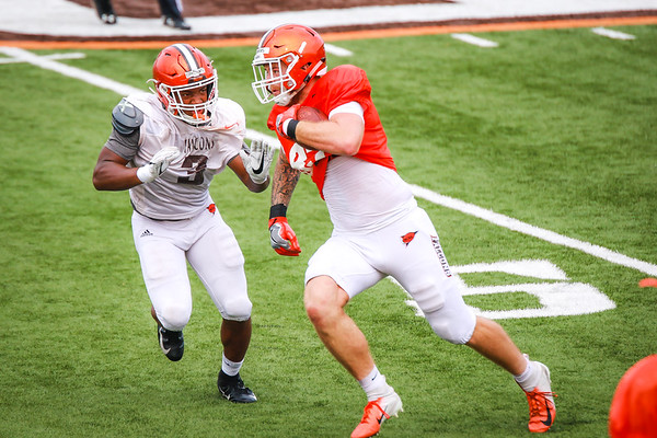 Bowling Green Fall Scrimmage