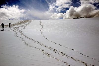 Phyang To Hundar Trek - Across Lasermo La