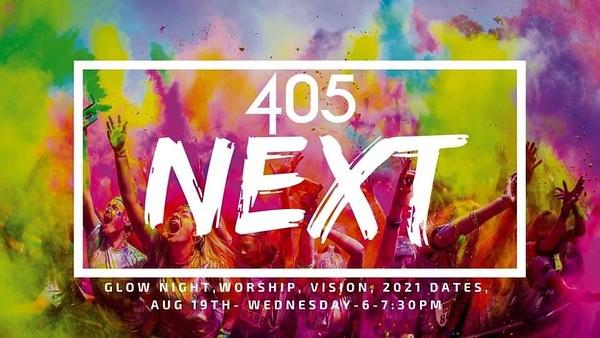 405 NEXT 2020