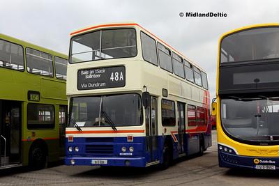Dublin & Dún Laoghaire (Bus), 28-10-2017