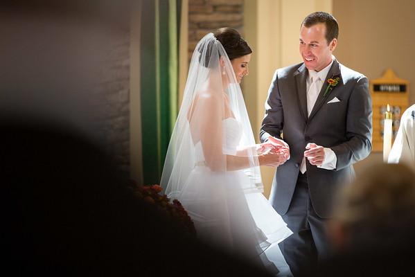 9-5 Matt and Natalie - Wedding 2015