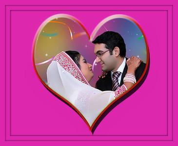 Amit weds Shalini