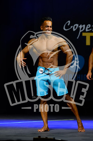 Novice Mens Physique Overall