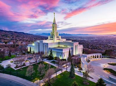 Bountiful LDS Temple